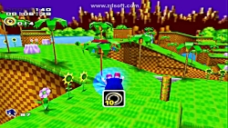 Green Hill در Sonic Adventure 2+توضیحات