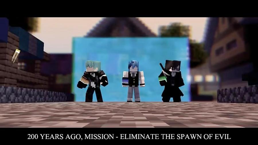 Sub Urban - Cradles ♪ - Minecraft Music Video  ♪