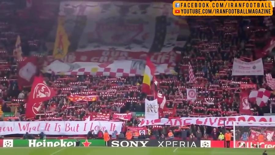 خلاصه بازی جذاب، پرگل و دیدنی لیورپول و رم در نیمه نهایی لیگ قهرمانان اروپا