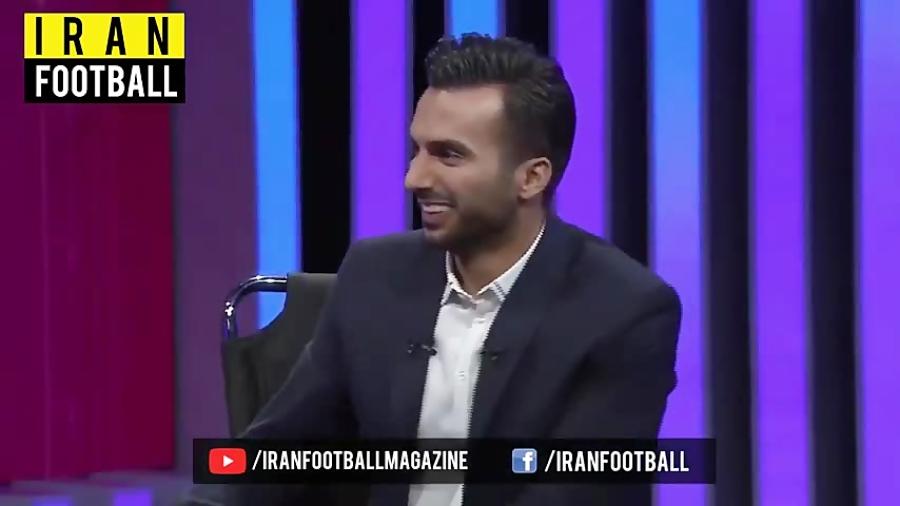 حمایت بیرانوند از دعوت شجاع خلیل زاده به تیم ملی