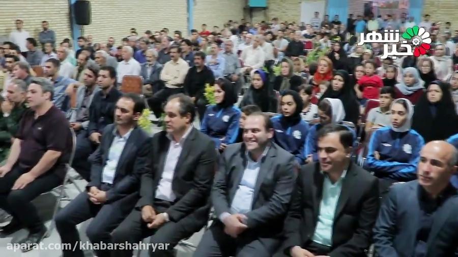 غلامرضا محمدی سرمربی تیم ملی کشتی: پتانسیل کشتی شهریار بی نظیر در کشور