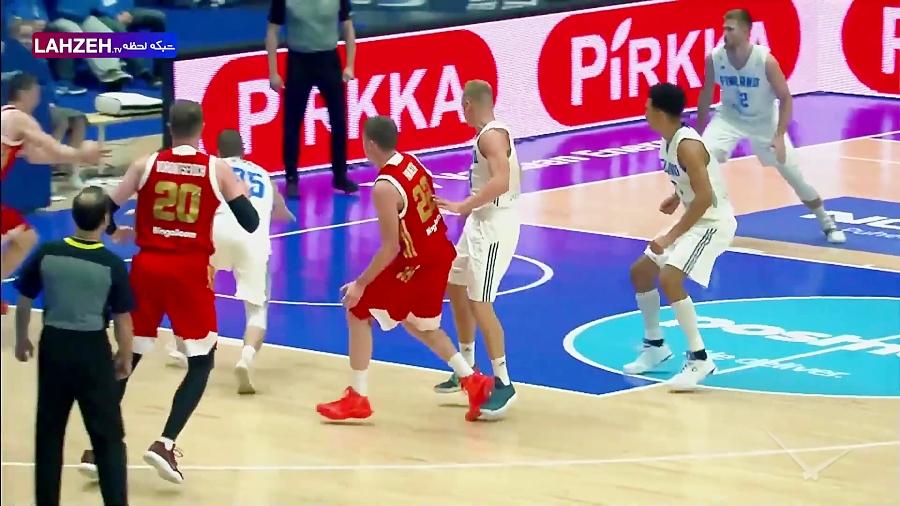 معرفی تیم ملی بسکتبال روسیه - جام جهانی بسکتبال 2019