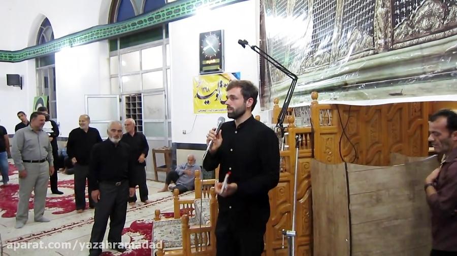 مراسم عزاداری شب اول محرم 98 روستای کوهستان بهشهر مازندران | مراسم مجمع گذاری HD