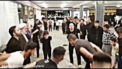 مراسم عزاداری محرم در مرکز اسلامی برلین