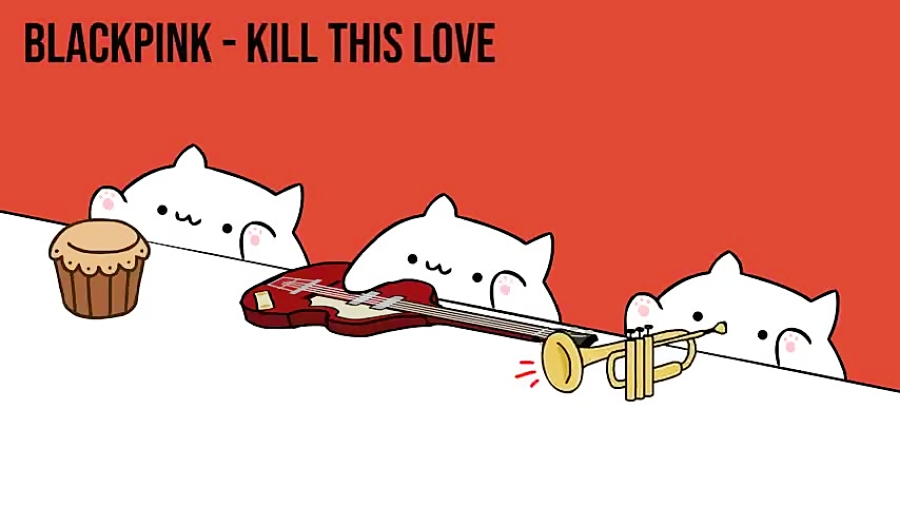 ♥BLACKPINK♥آهنگ♥[KILL THIS LOVE]♥بآ پیشولے هآیہ کیوت^^♥