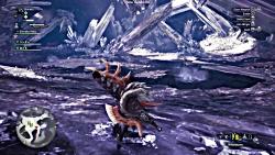 گیم پلی بازی Monster Hunter World Iceborne - Velkhana Boss Fight