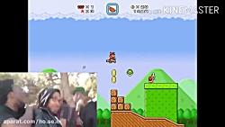 Mr.video - گیم پلی super mario bros x