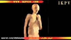 بازسازی فرعون مصر-فلزی...