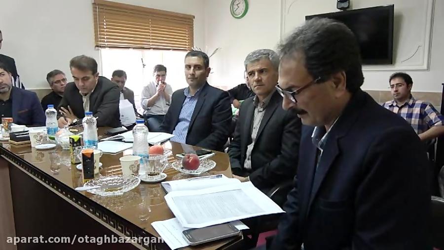 جلسه ستاد اجرایی ارتقاء آموزشی و توسعه اشتغال مددجویان استان گلستان
