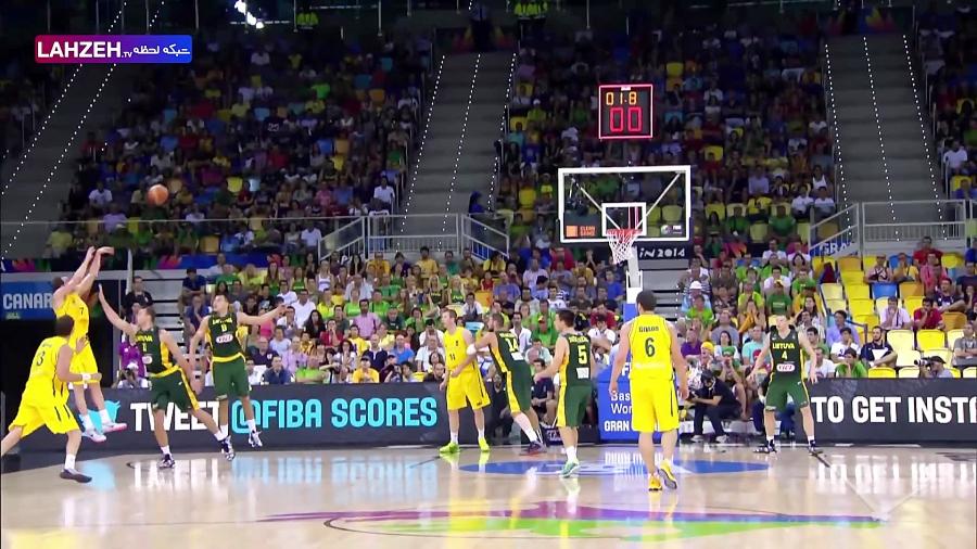 معرفی تیم ملی بسکتبال استرالیا - جام جهانی بسکتبال 2019