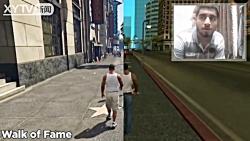 شهر لس آنجلس در بازی GTA V و GTA SA دوبله فارسی