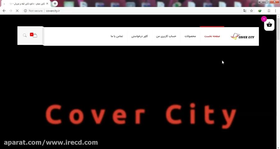 دانلود کاور فیلم از کاور سیتی - CoverCity.ir