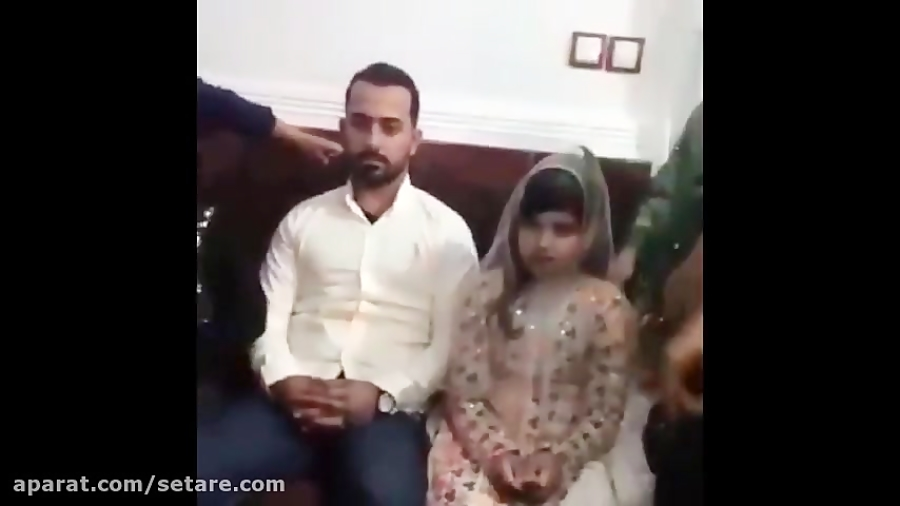 ازدواج دختر 11 ساله با پسر 22 ساله