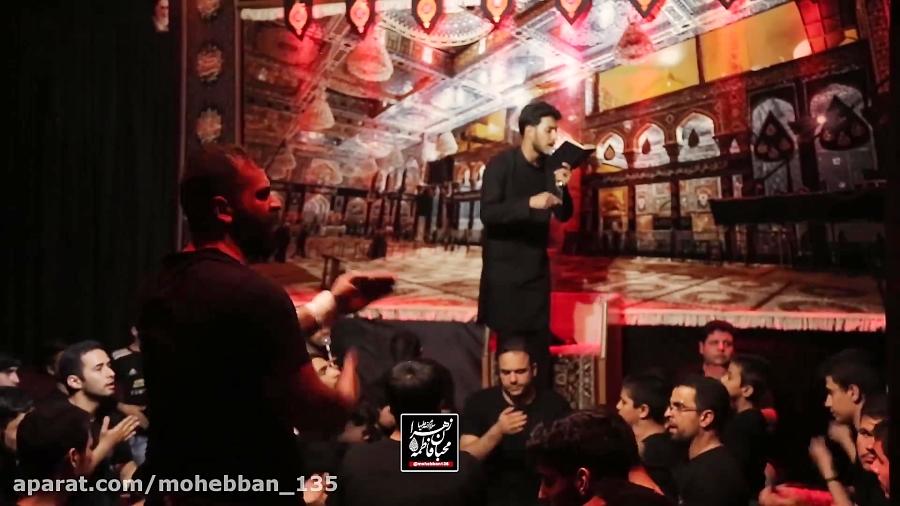 مراسم عزاداری شب سوم محرم الحرام 1441 ( شور )