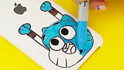 کاردستی های جالب کودکانه با نقاشی و وسایل ساده