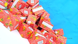 Safety Matches Chain Reaction VOLCANO ERUP...