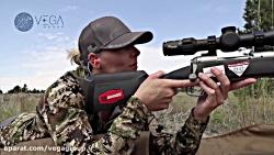 شکار سگ های هامون (جونده آمریکای شمالی) شکار سه گانه - گروه وگا