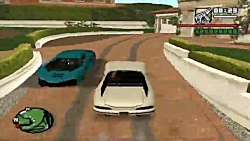 مود خانه مایکل GTA V در بازی GTA san andreas !!!