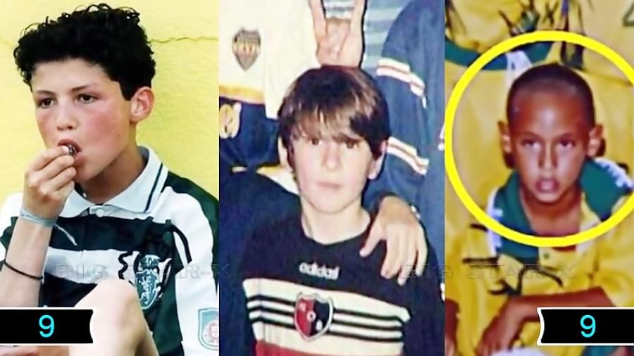 لیونل مسی در برابر کریس رونالدو و نیمار. کدام برتر است؟