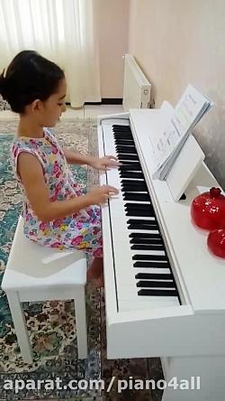 آموزش پیانو ( علی بادی )