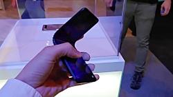 گوشی مفهومی تی سی ال با صفحه نمایش تاشو در ایفا 2019