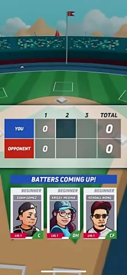 Super Hit Baseball (by Hothead Games Inc.) IOS Gameplay Video (HD)