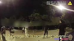 به گلوله بسته شد! | کشتن انسان ها مثل آب خوردن توسط پلیس آمریکا