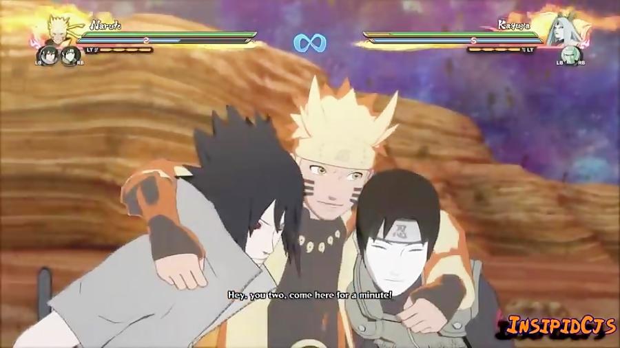 Naruto Storm 4: All Team Ultimate Jutsu / Linked Secret Techniques (Inc DLC