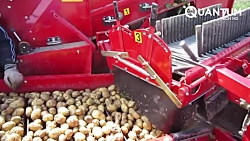 Modern Agriculture Machines That Are At An...