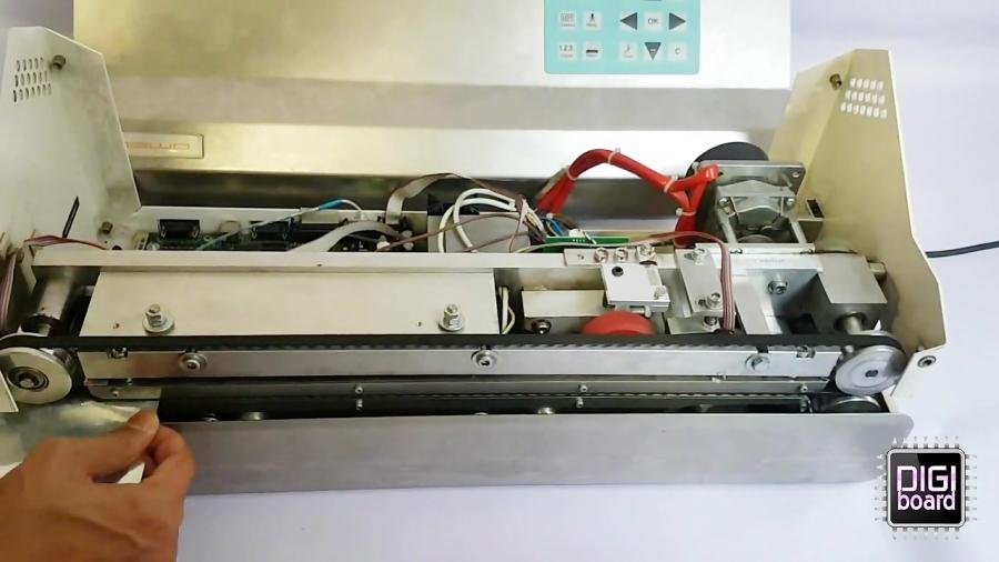 تعمیر دستگاه بسته بندی استریل تجهیزات پزشکی