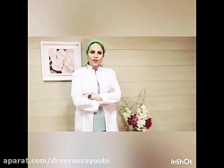 باز شدگی واژن