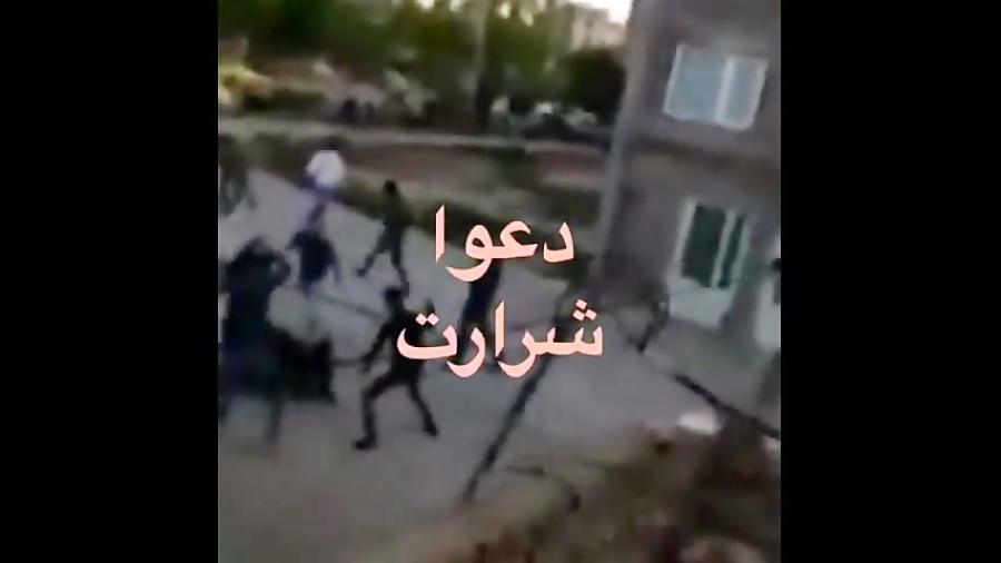 دعوا و شرارت و قمه کشی ایران
