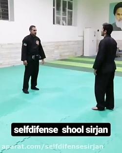 دفاع شخصی استاد حسن شول