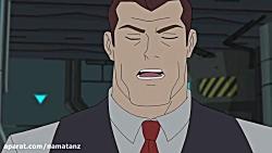 انیمیشن مرد عنکبوتی فصل 1 قسمت 10 - marvel spider man