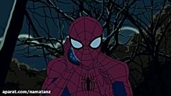 انیمیشن مرد عنکبوتی فصل 1 قسمت 11 - marvel spider man