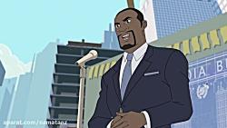 انیمیشن مرد عنکبوتی فصل 1 قسمت 14 - marvel spider man