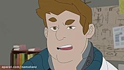 انیمیشن مرد عنکبوتی فصل 1 قسمت 15 - marvel spider man