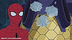 انیمیشن مرد عنکبوتی فصل 1 قسمت 23 - marvel spider man