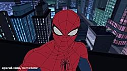 انیمیشن مرد عنکبوتی فصل 1 قسمت 25 - marvel spider man
