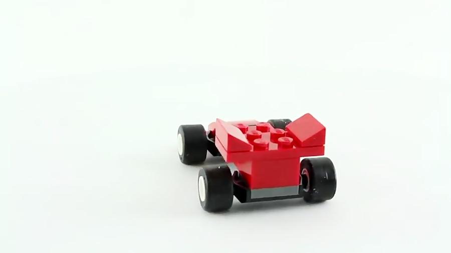 لگو اسباب بازی Lego Creator Red Creative Box
