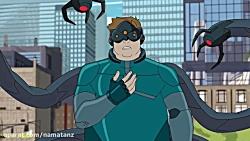 انیمیشن مرد عنکبوتی فصل 2 قسمت 2 - marvel spider man