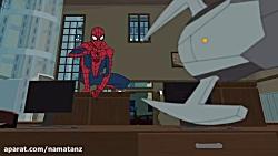 انیمیشن مرد عنکبوتی فصل 2 قسمت 3 - marvel spider man