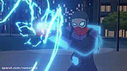 انیمیشن مرد عنکبوتی فصل 2 قسمت 11 - marvel spider man