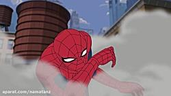 انیمیشن مرد عنکبوتی فصل 2 قسمت 12 - marvel spider man