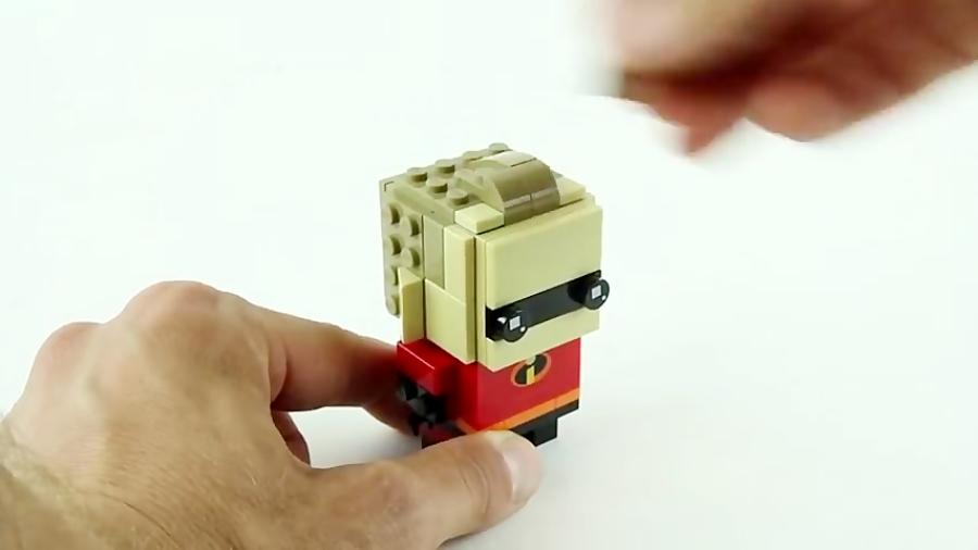 لگو اسباب بازی Lego BrickHeadz Mr. Incredible  Frozone