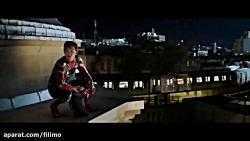 آنونس فیلم سینمایی «مرد عنکبوتی : دور از خانه»