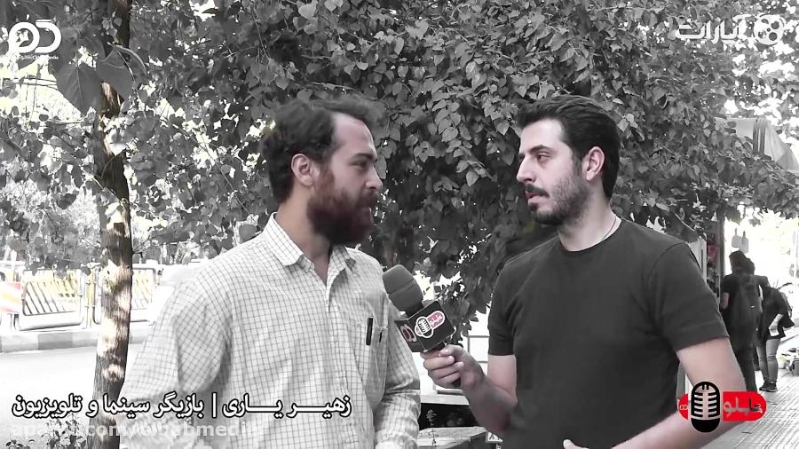 حمله بازیگر فیلم حضرت یوسف به بازیگر هتاک به امام حسین