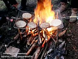 آشپزی در طبیعت