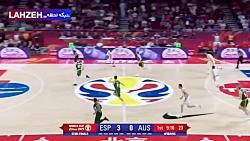 خلاصه بازی اسپانیا ۹۵-ا...