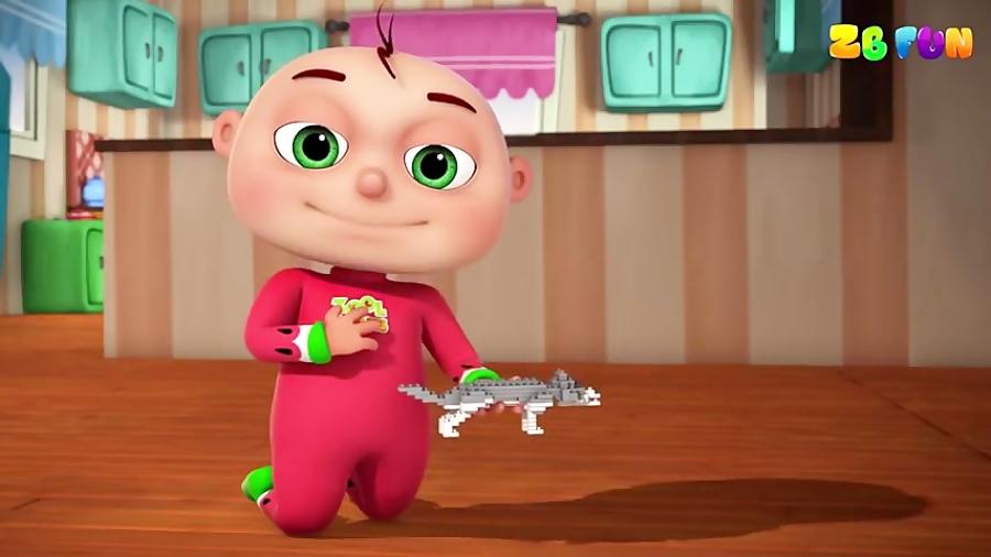 کارتون کوچولو های زرنگ - قسمت 67 - Zool Babies